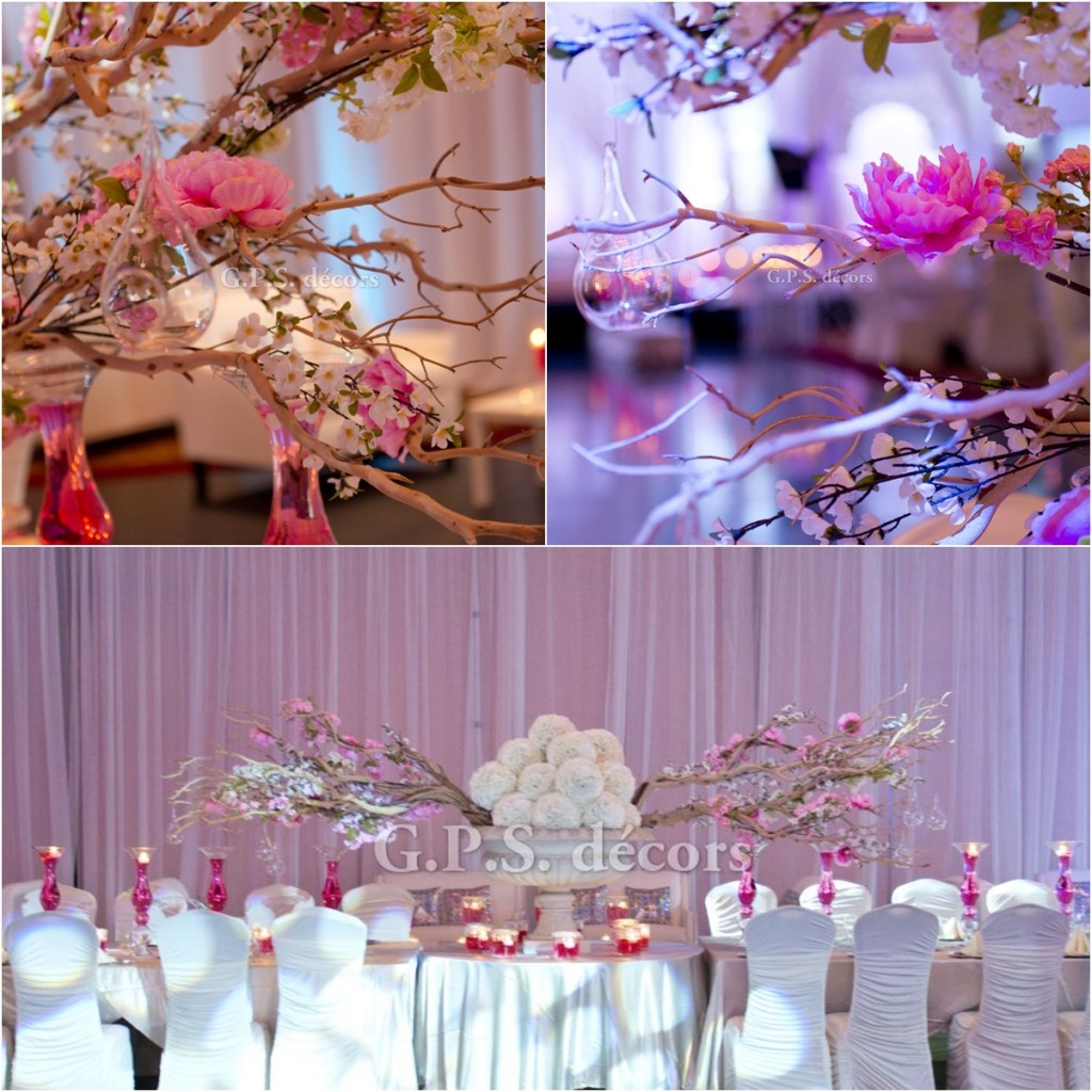 Wedding decor Toronto Brampton Mississauga
