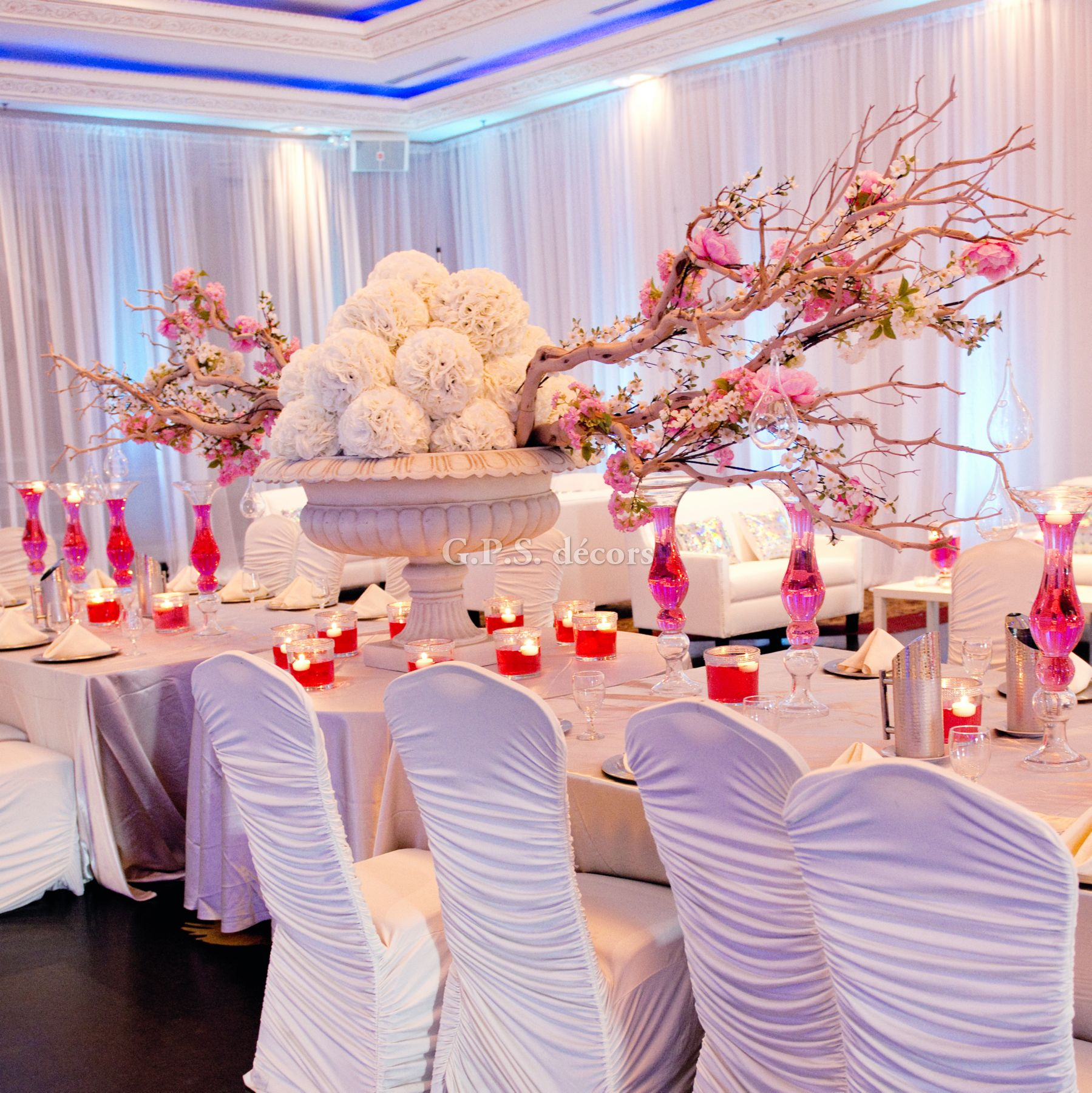Event design | GPS Decors