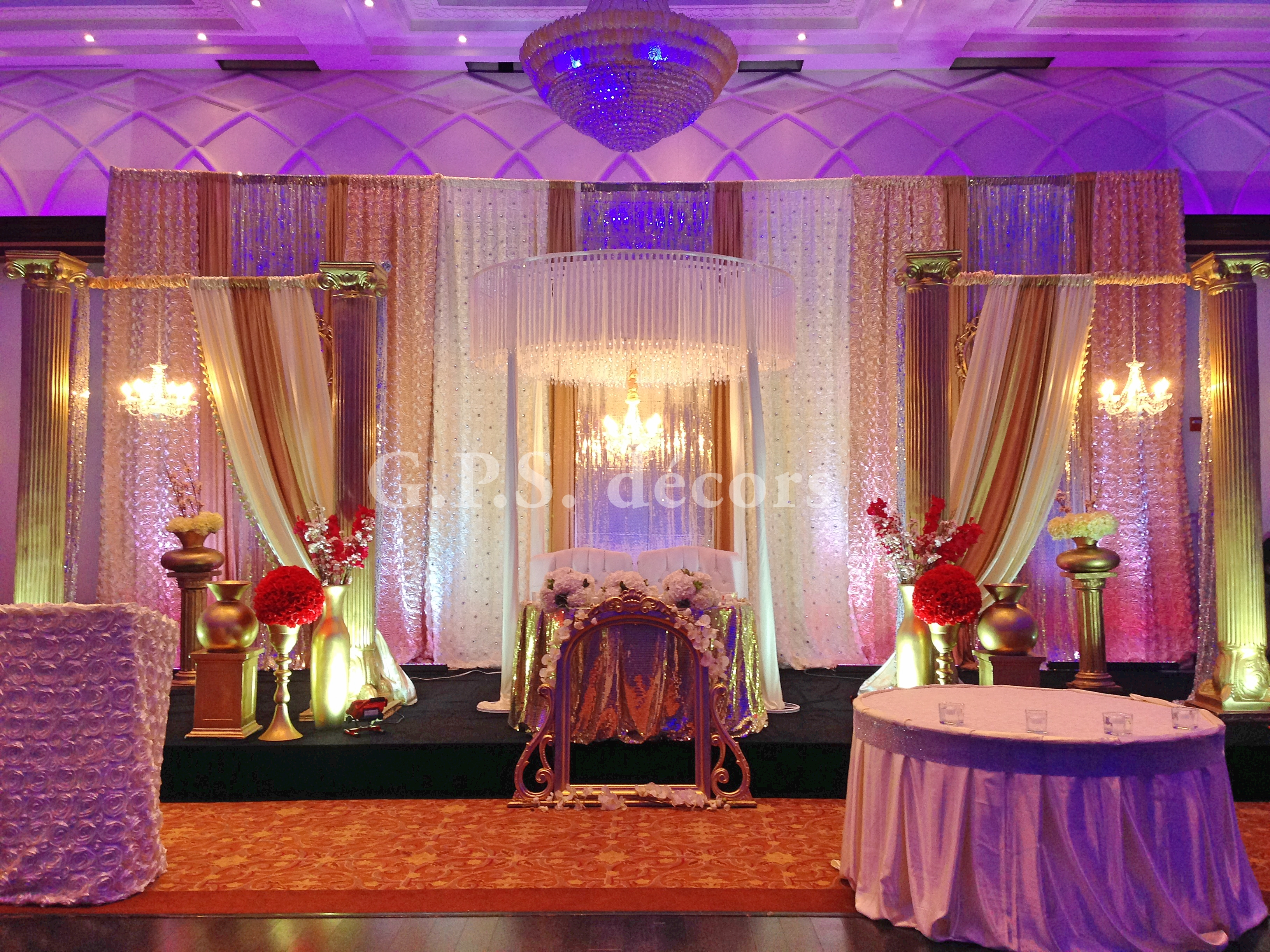 Event Decor Toronto Brampton Mississauga Gps Decors