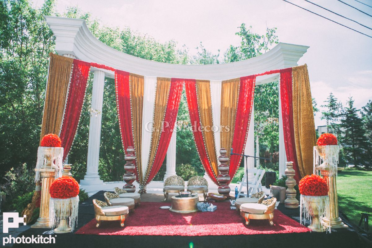 Indian Wedding Decor Toronto