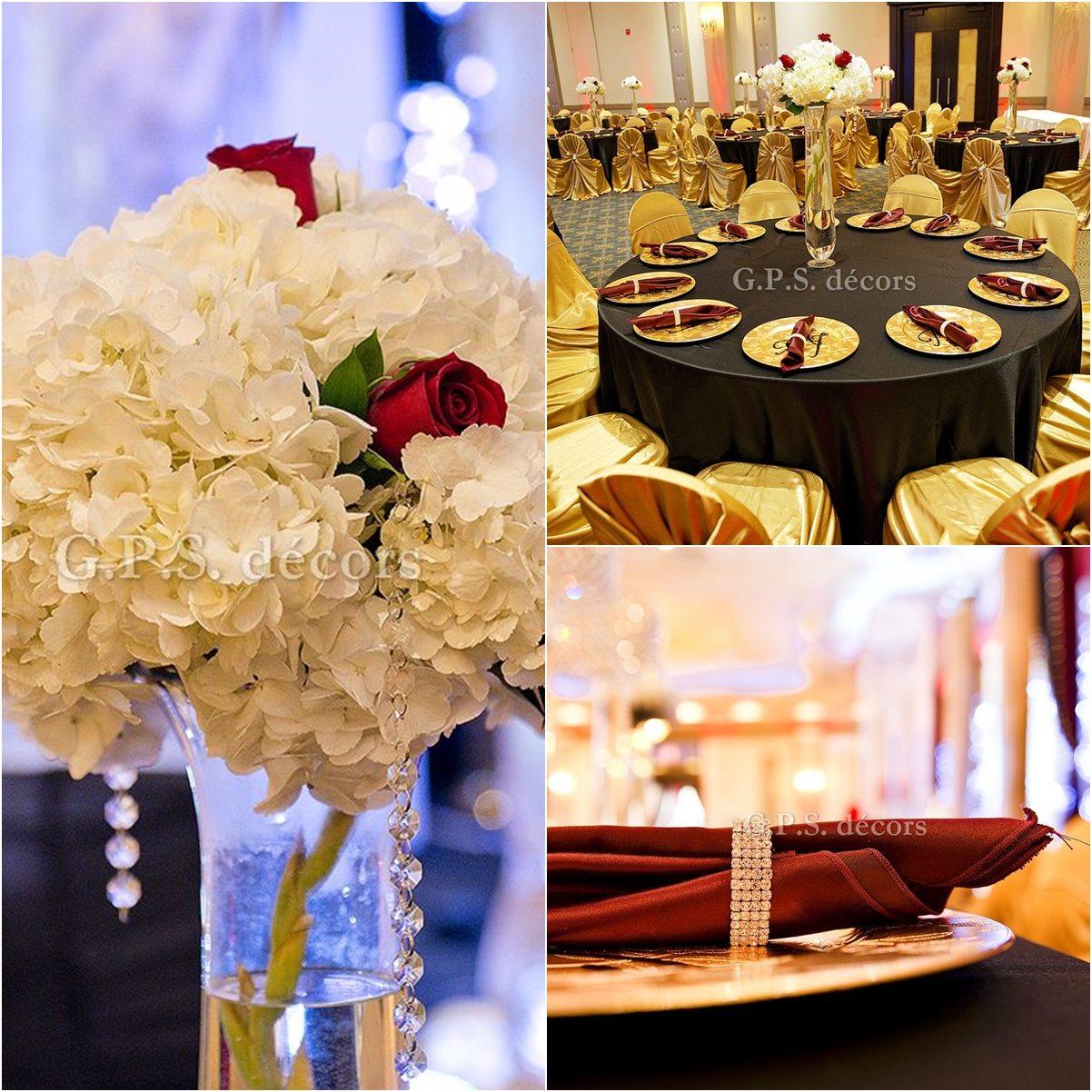 Event decorators Mississauga